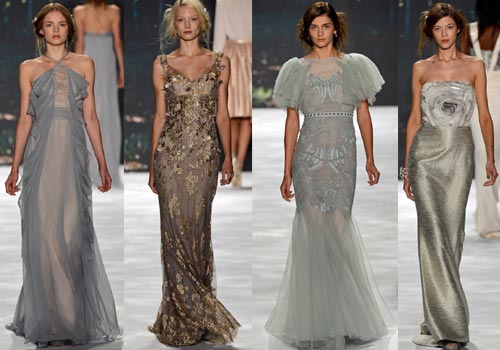 коллекция Badgley Mischka