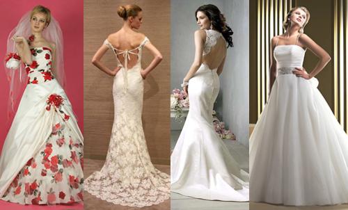 Свадебные платья для типа фигуры прямоугольник