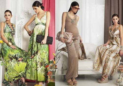 вечерние платья для беременных. Pietro-Brunelli