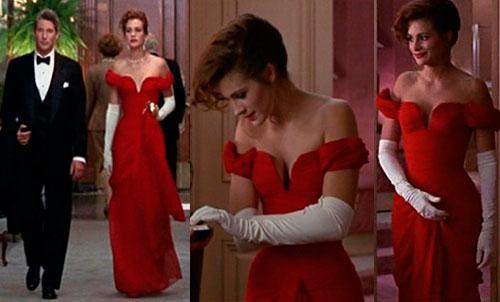платье для фильма «Красотка»
