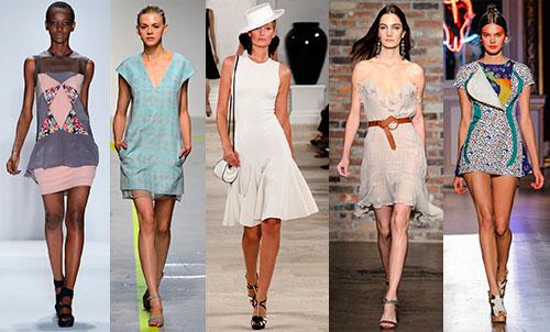 Пляжные платья и туники - куда что надевать