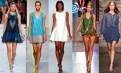 Пляжные платья и туники: какую длину выбрать?