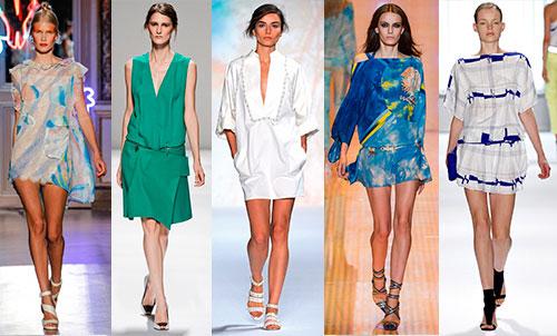 Платье или туника: что выбрать
