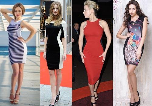 Умное платье, меняющее силуэт