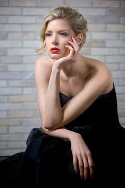 какой макияж под вечернее платье подобрать
