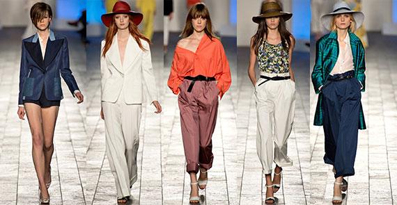 Неделя моды в Лондоне: весна-лето 2014 Paul Smith