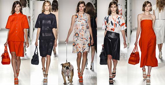Неделя моды в Лондоне: весна-лето 2014 Mulberry