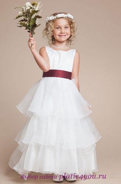 Новогодние платья для девочек купить