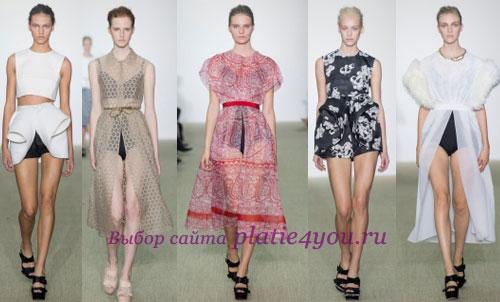 Giambattista Valli, Неделя моды в Париже