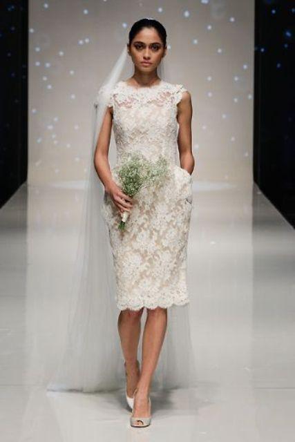 как выбрать платье для венчания
