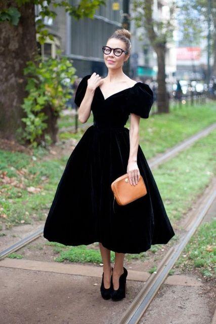 Аля ретро платья