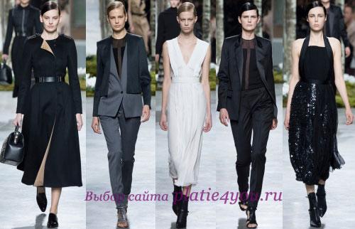 Hugo Boss Неделя моды в Нью-Йорке