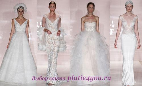 Reem Acra - свадебные платья