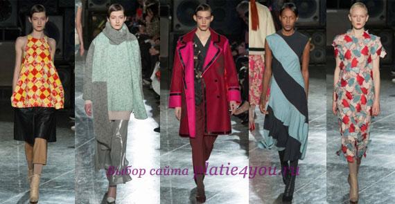 Джонатас Сандерс на неделе моды в лондоне