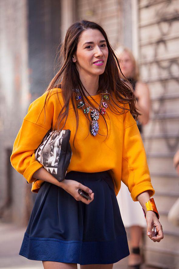какой цвет в моде в 2014 году