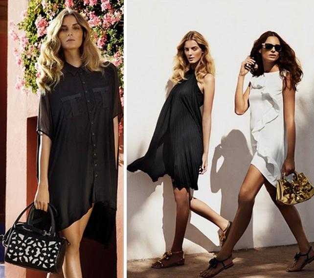 летние платья 2014 фото
