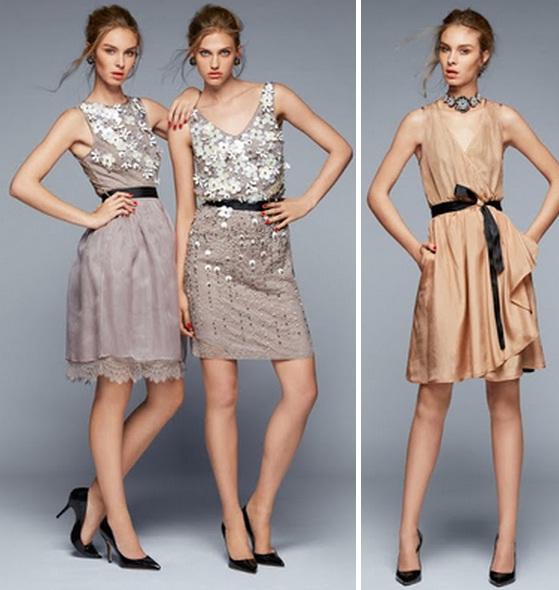 Популярны легкие летние платья из
