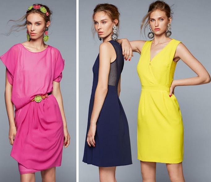 летние легкие платья 2014