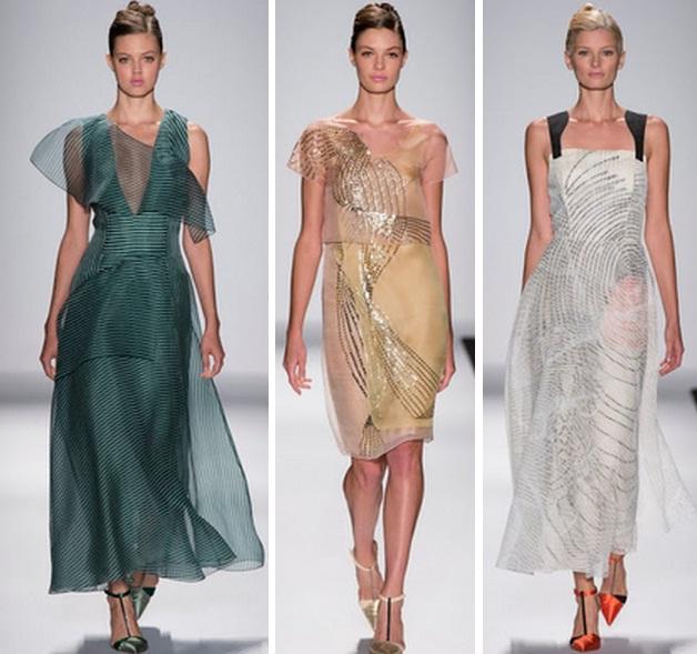 длинные легкие платья летние