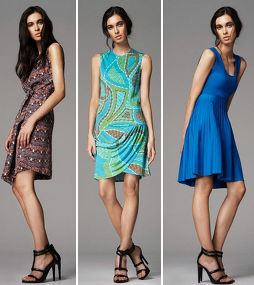 летние платья легкие фото