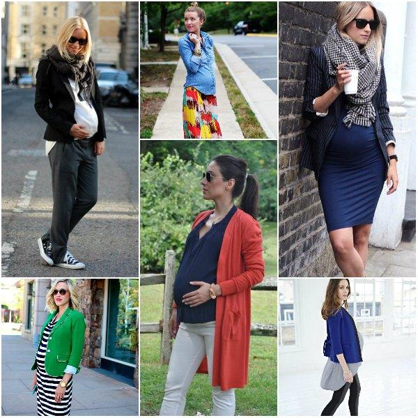 модная одежда для беременных 2014
