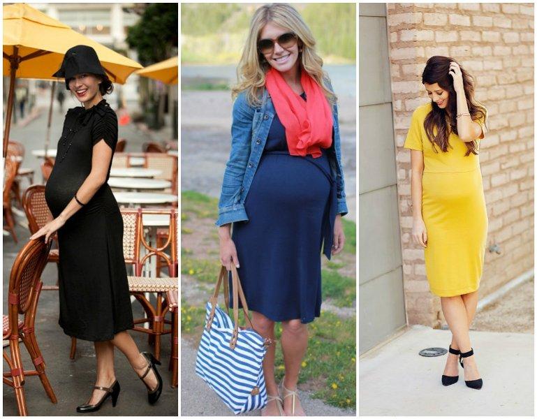 Формируем модный гардероб для будущей мамы