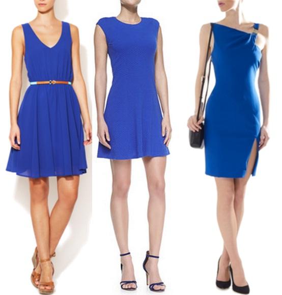 Пояс к темно-синему платью