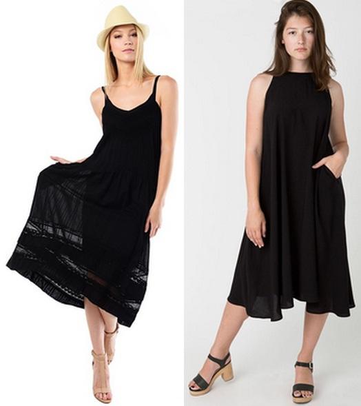 туфли под черное платье