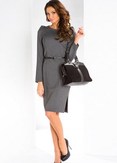 Мода школа платья