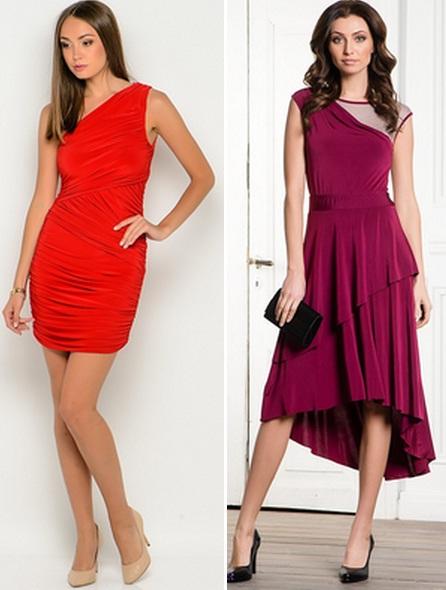 обувь под красное платье фото