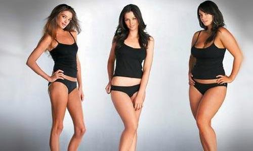 выбор платья по телосложению