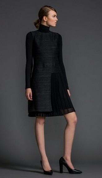 платья теплые 2014