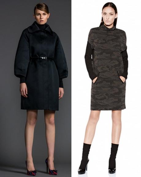 платья осень-зима 2015 фото