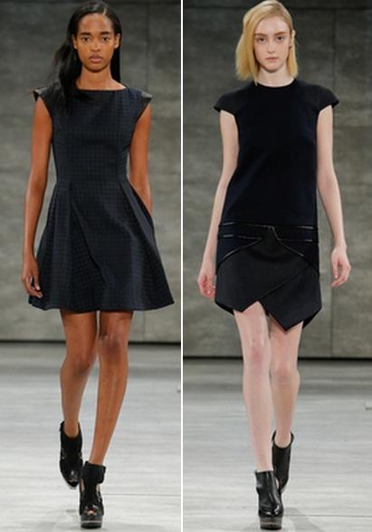 черные строгие платья фото как выбрать