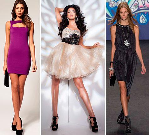 аксессуары к клубным платьям