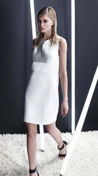 строгие короткие платья