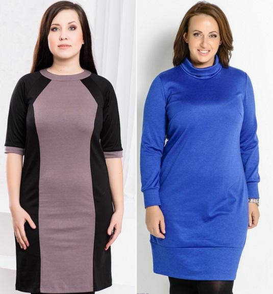 Зимние платье для женщин