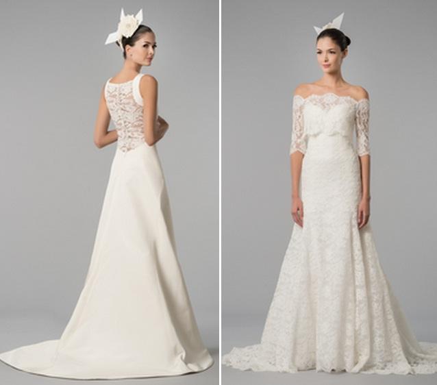 белое строгое платье