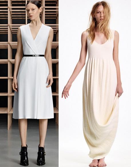 летние платья белые 2015 фото