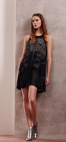 платье черное 2015