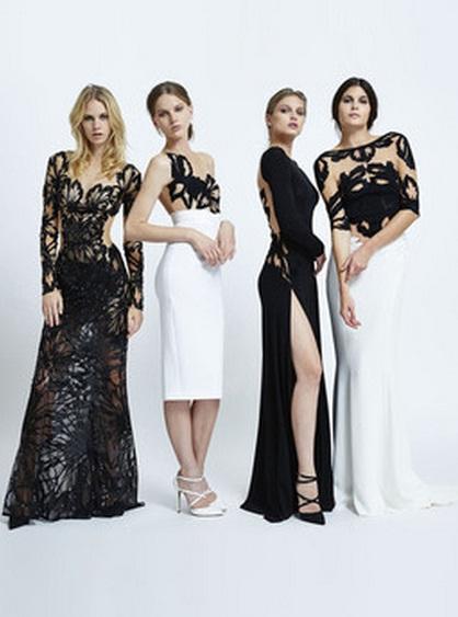 кружевные платья 2015