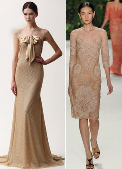 платья пастельного цвета