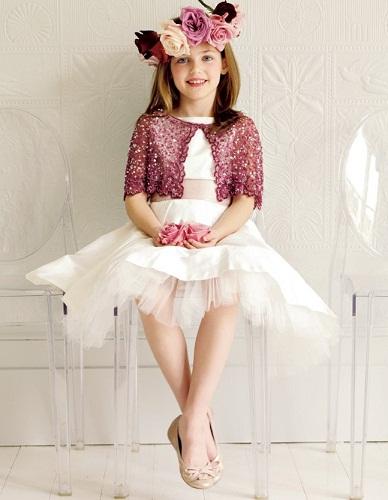 Детские платья 2017