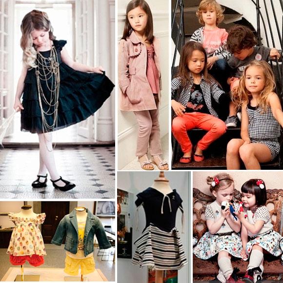 Ребенок и мода