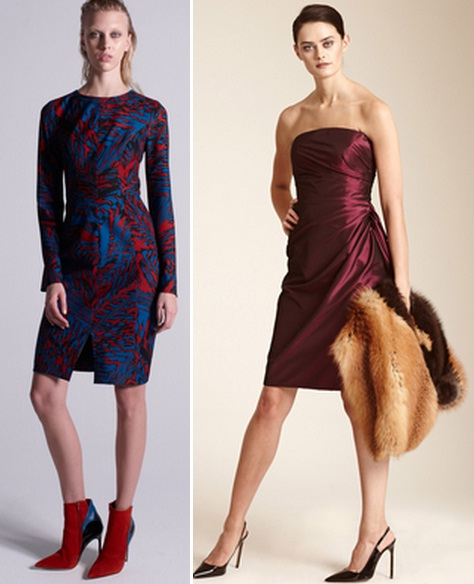 яркие платья фото