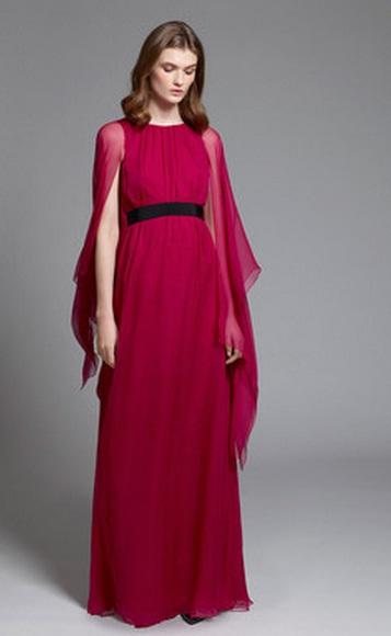 Модные тенденции лета 2015 яркие платья