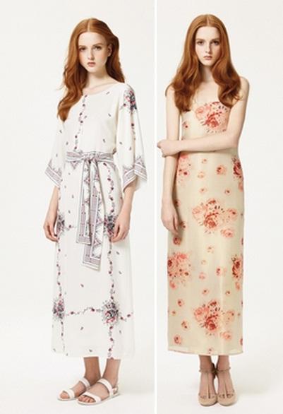 модели летних платьев и сарафанов