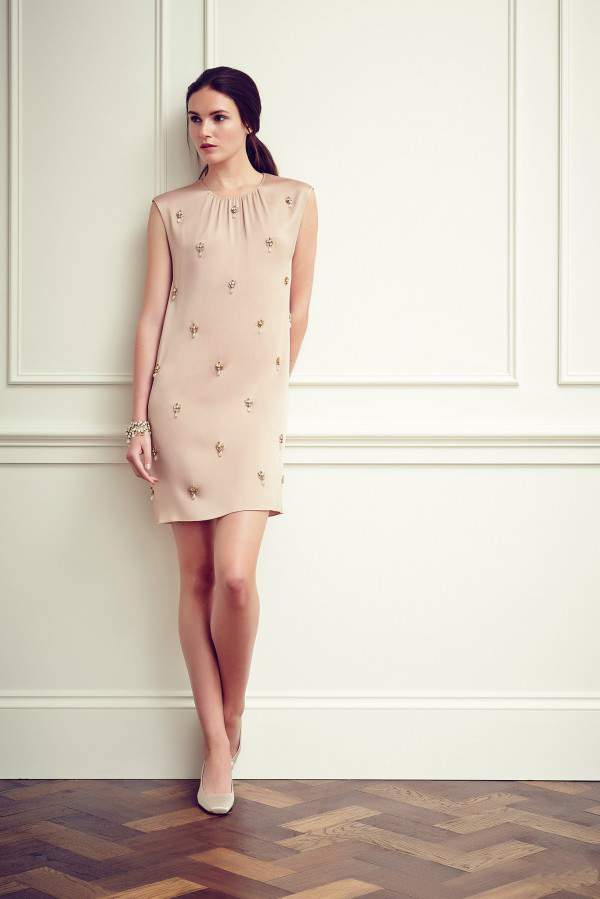 модные красивые вечерние платья фото короткие