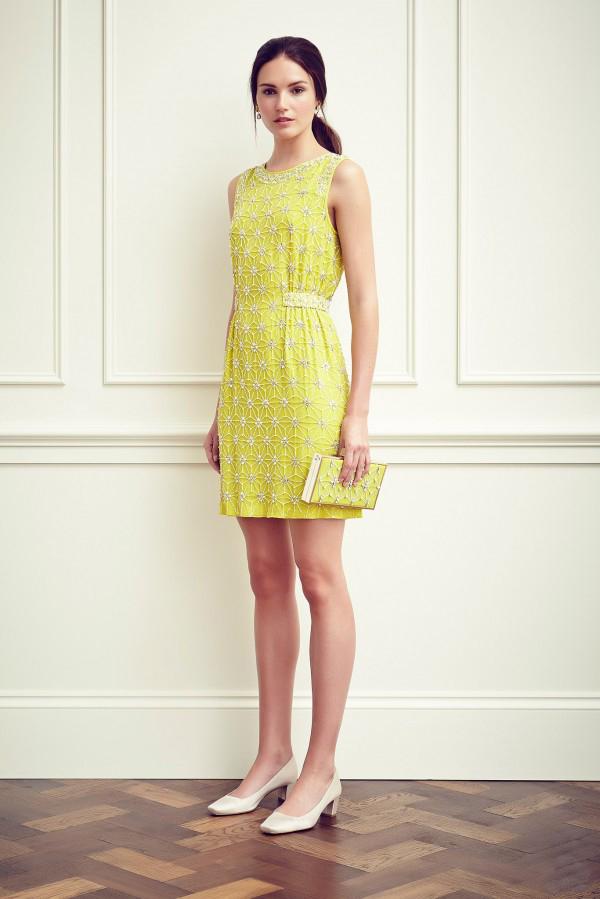 вечерние платья лето 2015 фото новинки короткие