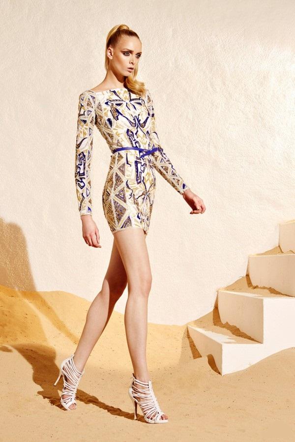 модные вечерние платья фото новинки короткие